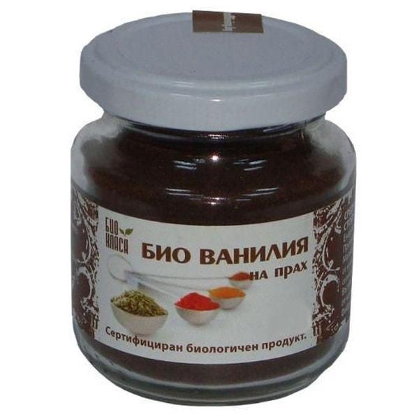 Бурбонска ванилия мляна 15 g
