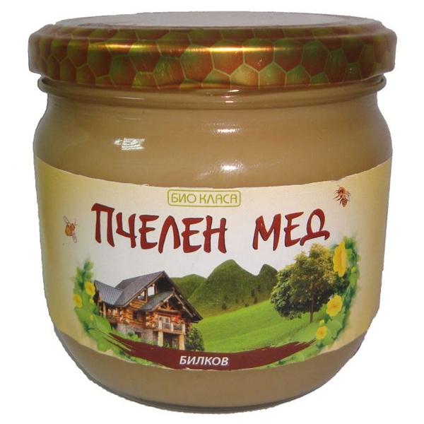 Мед от билки 275 g