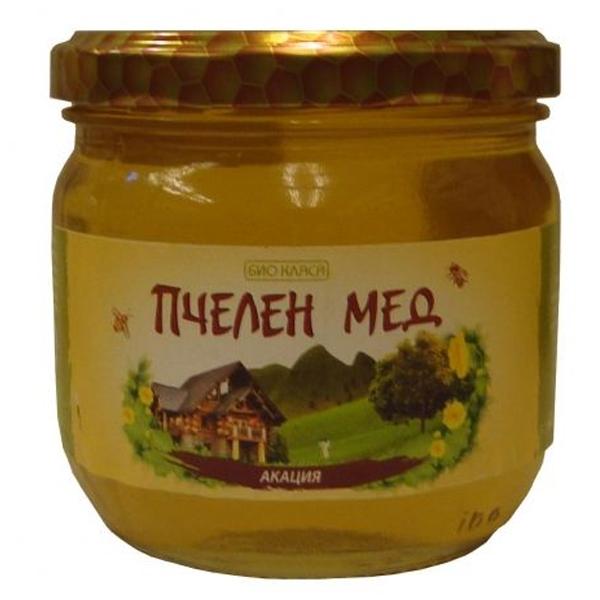 Мед от глог и акация 275 g