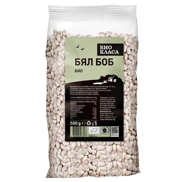 Бял боб 500 g