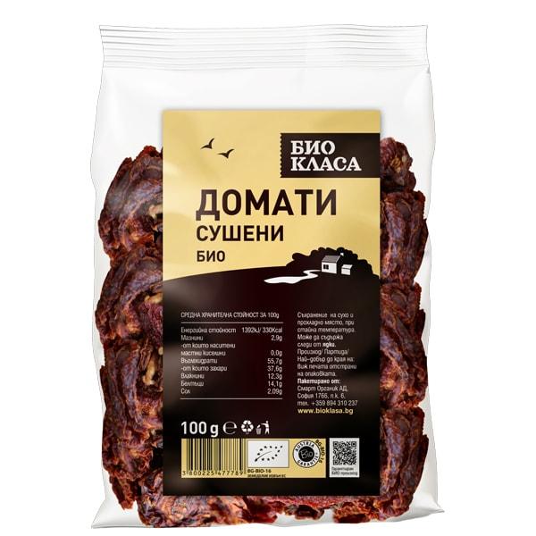 Домати сушени 100 g
