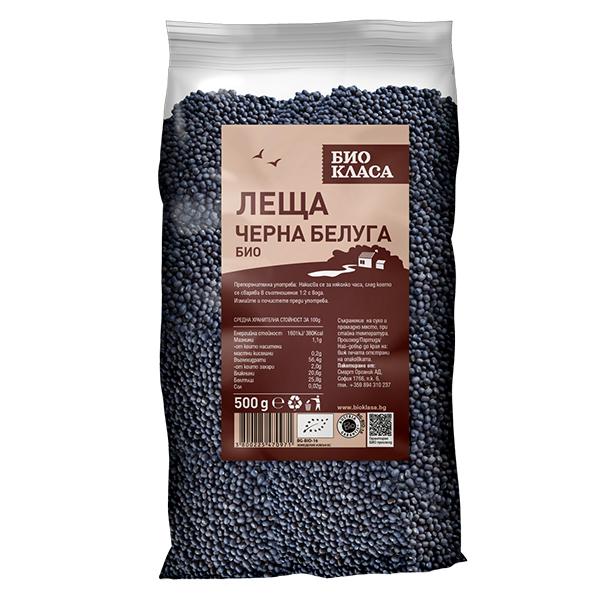 Черна леща Белуга 500 g