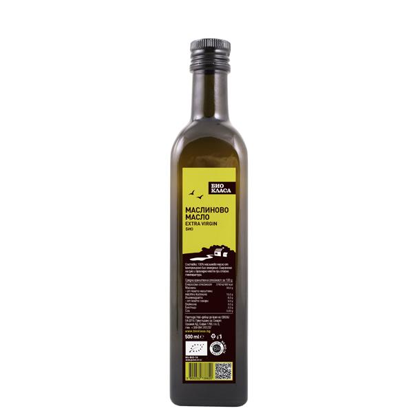Маслиново масло extra virgin 500 ml