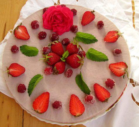 Сурова торта без глутен